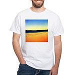203.mckensie river twilite.. White T-Shirt