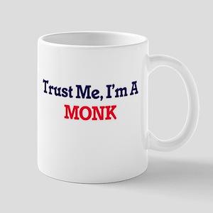 Trust me, I'm a Monk Mugs