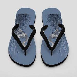 Moonlit Flip Flops