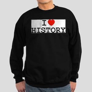 I Heart History Sweatshirt