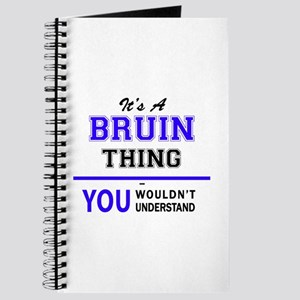 It's BRUIN thing, you wouldn't understand Journal