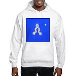 90.truest self.. Hooded Sweatshirt