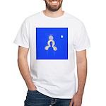 90.truest self.. White T-Shirt