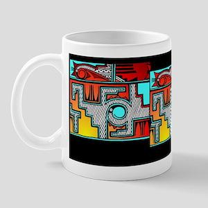 Pueblo Home Mug