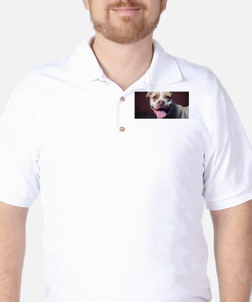 Pitbull Golf Shirt