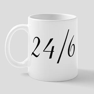 24/6 Mug
