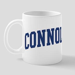 CONNOLLY design (blue) Mug