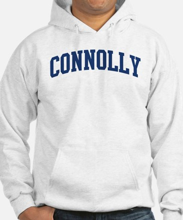 CONNOLLY design (blue) Hoodie