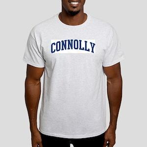 CONNOLLY design (blue) Light T-Shirt