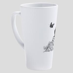 CairnTerrier Fun 17 oz Latte Mug