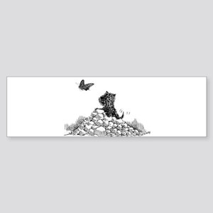 CairnTerrier Fun Bumper Sticker
