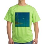 67.true love rules..? Green T-Shirt