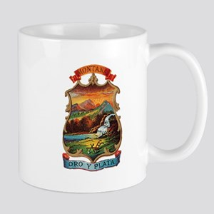 Montana Coat of Arms Mug
