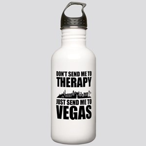 I don't need therapy L Stainless Water Bottle 1.0L
