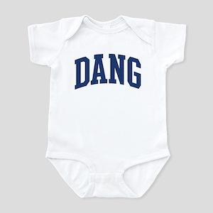 DANG design (blue) Infant Bodysuit