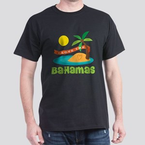 I Love The Bahamas T-Shirt