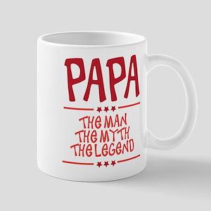 The Man Myth Legend Papa Mugs