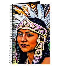 Aztec Priestess Journal