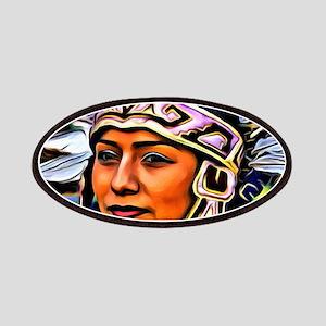 Aztec Priestess Patch