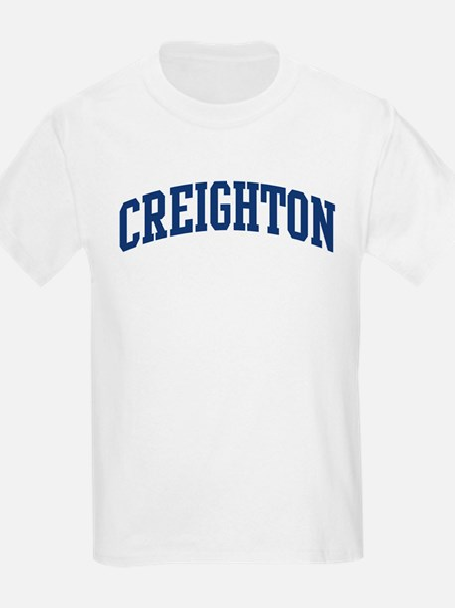 CREIGHTON design (blue) T-Shirt