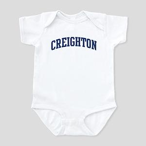 CREIGHTON design (blue) Infant Bodysuit