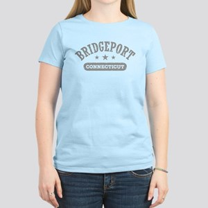 Bridgeport Connecticut Women's Dark T-Shirt