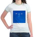 52.bindu Jr. Ringer T-Shirt