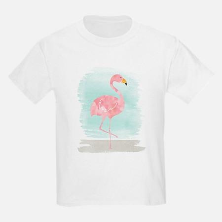 Beach Flamingo T-Shirt