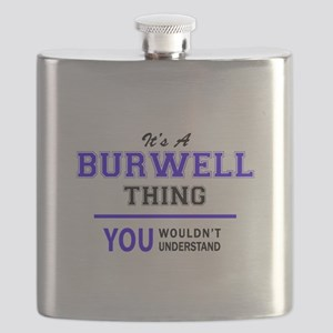 It's BURWELL thing, you wouldn't understand Flask