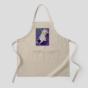 Unicorn Pinup Apron