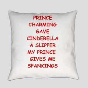 spankings Everyday Pillow