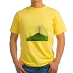 44. moma'z dream..? Yellow T-Shirt