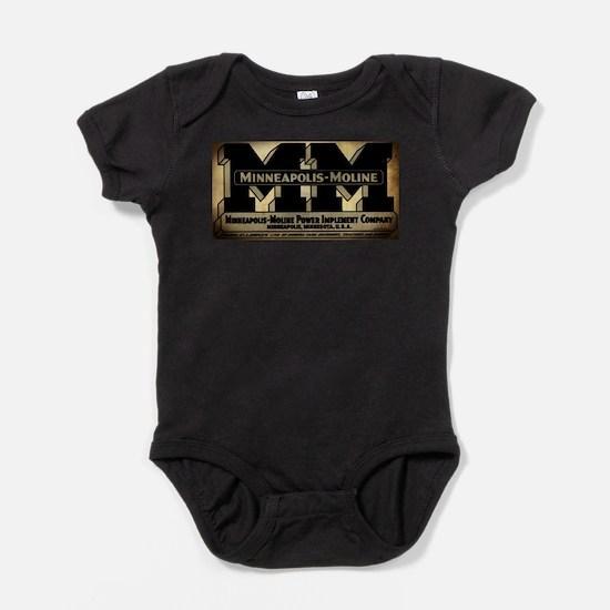 Unique Minneapolis Baby Bodysuit