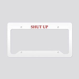 submit License Plate Holder