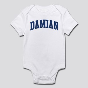 DAMIAN design (blue) Infant Bodysuit