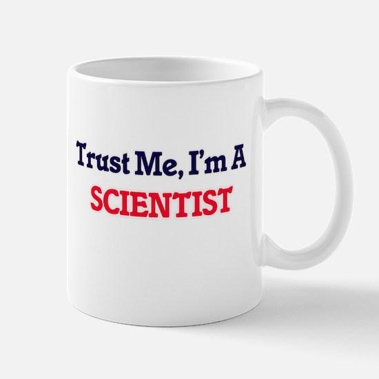 Trust me, I'm a Scientist Mugs