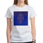 39.chartre labyrinth.. Women's T-Shirt