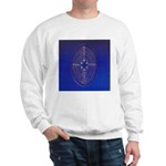 39.chartre labyrinth.. Sweatshirt