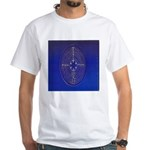 39.chartre labyrinth.. White T-Shirt