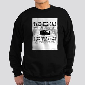 Road Less Traveled Sweatshirt