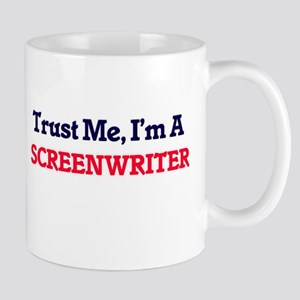 Trust me, I'm a Screenwriter Mugs
