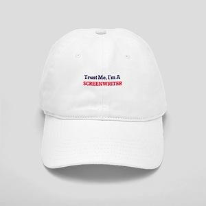 Trust me, I'm a Screenwriter Cap