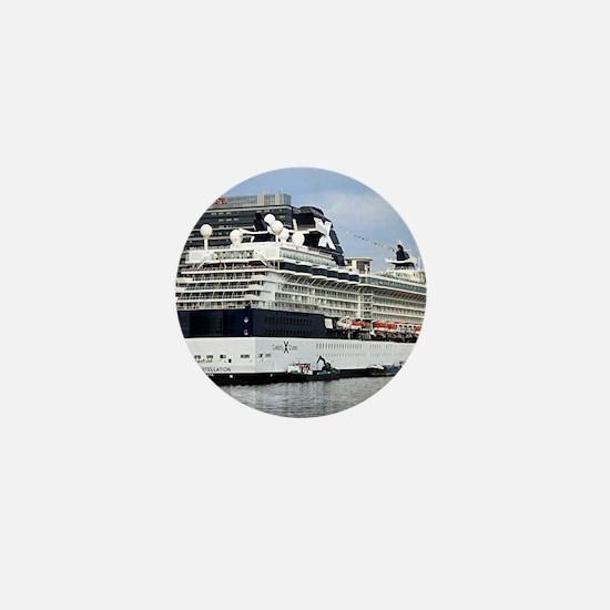 Cute Celebrity cruises Mini Button