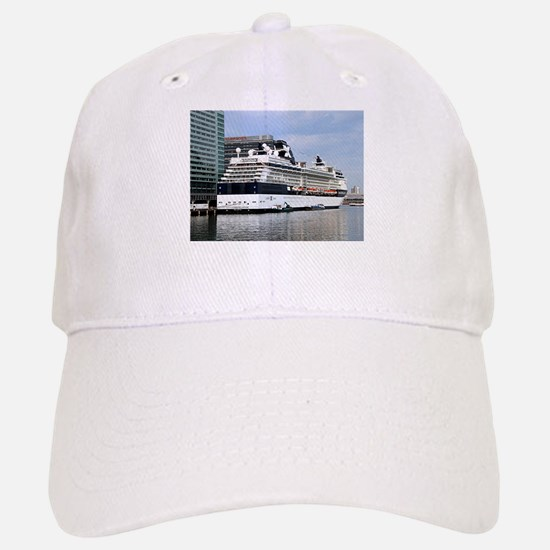 Celebrity Constellation cruise ship, Amsterdam Baseball Baseball Cap
