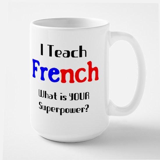 teach french Mug