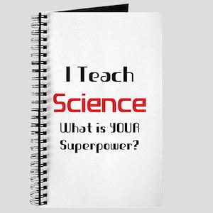 teach science Journal
