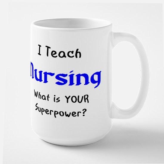 teach nursing Mug