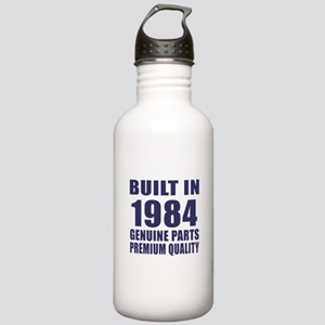 Built In 1984 Stainless Water Bottle 1.0L