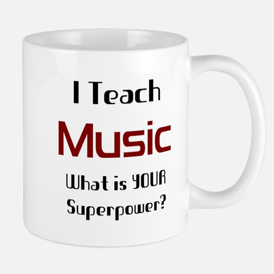 teach music Mug
