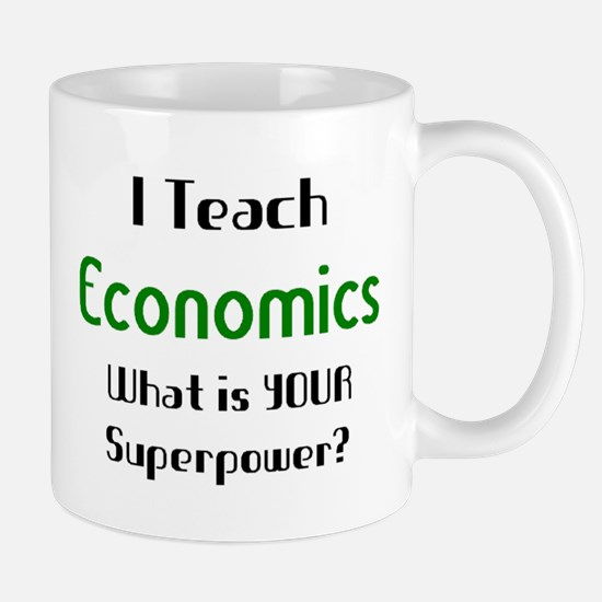 teach economics Mug